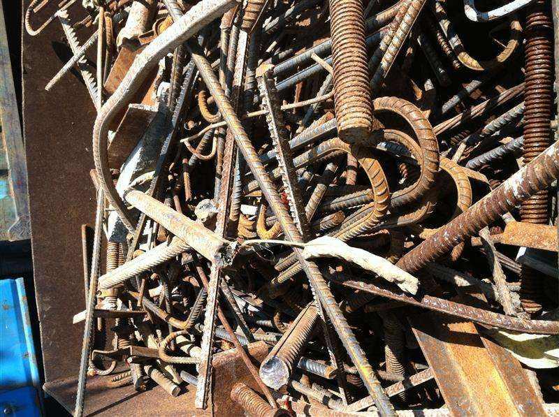廣州廢鐵回收多少錢一噸,黃埔區廢品回收公司