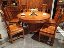 紅木餐桌公司-東莞哪家供應的紅木餐桌椅報價低