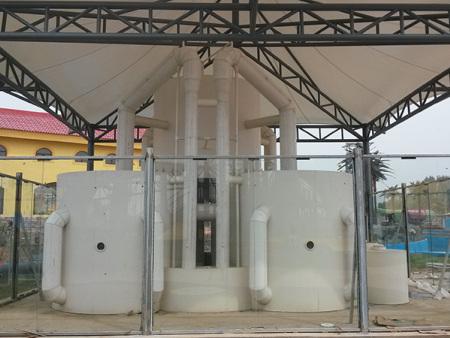 兰州污水处理设备报价_西安高质量的甘肃超滤设备_厂家直销
