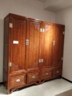 广东红木床|东莞销量好的红木大床,认准东莞市南城传天匠红木家具