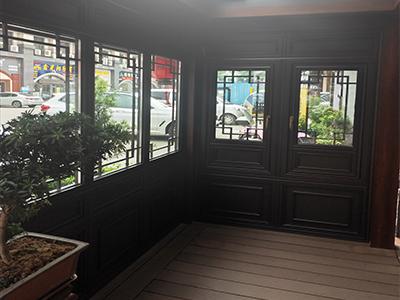 上海斷橋仿古窗優惠-品質好的75斷橋仿古窗哪里買