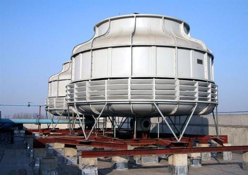 超值的工厂专用低噪声玻璃钢冷却塔顺诚供应