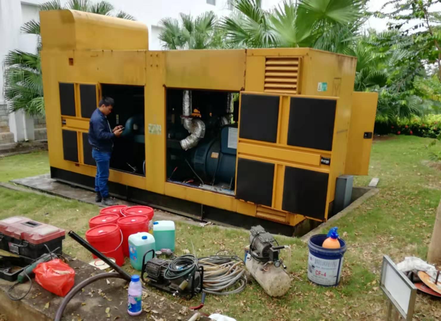 海南發電機維修值得信賴-推薦可靠的發電機維修服務