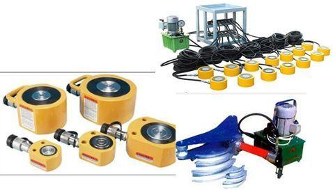 {高質量的}HDA-15012雙作用液壓千斤頂