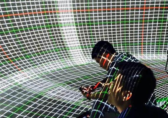 全息投影展厅-沉浸式展厅-投影展厅