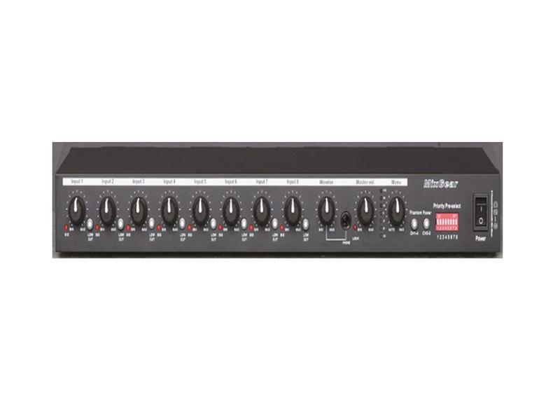会议混音器CS-8