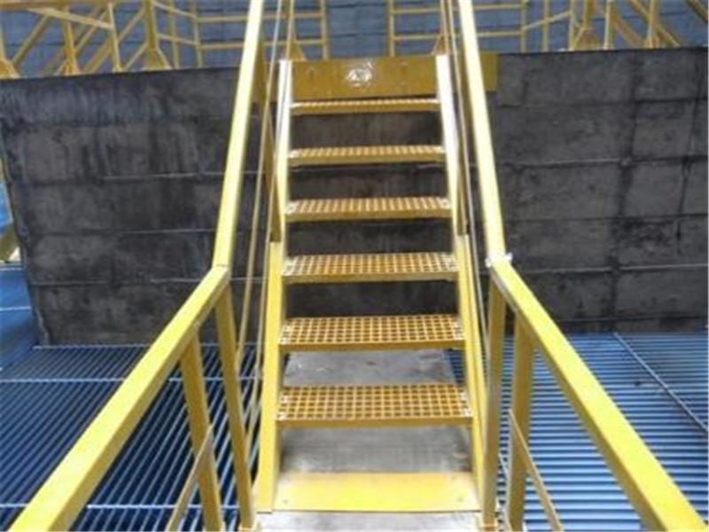 玻璃钢爬梯