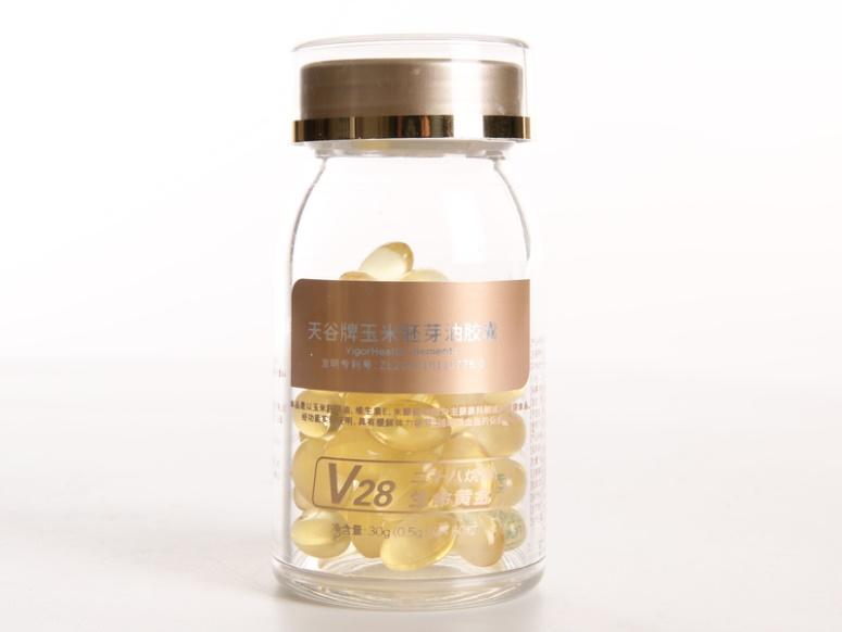 天谷牌玉米胚芽油胶囊降血脂保健品千亿市场招商