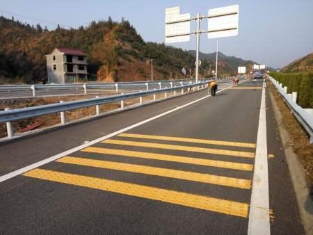 长春标线施工:路面标线施工要求