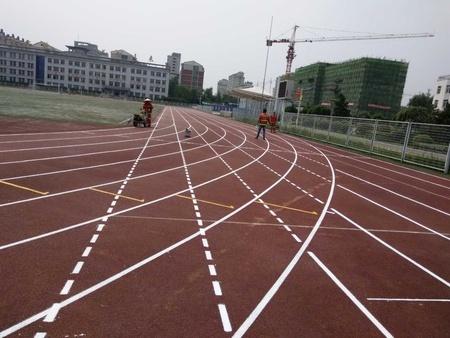 篮球场地划线施工设计|高质量的划线吉林哪里有供应