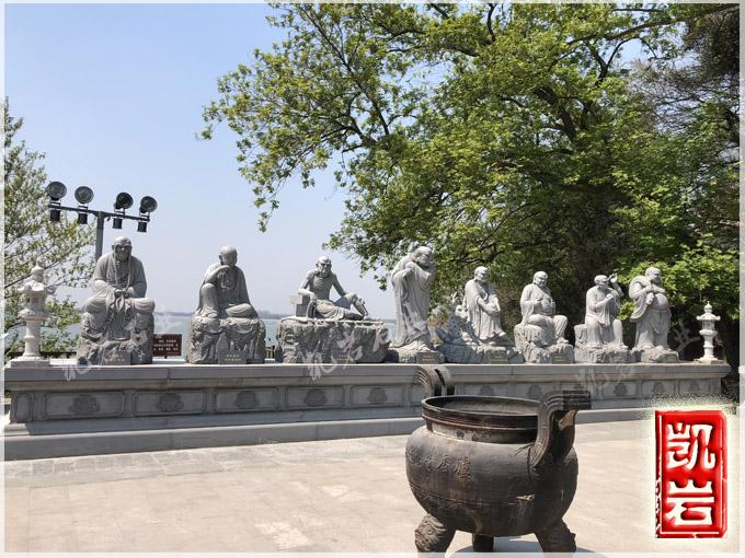 福建18罗汉石雕像价格 江苏18罗汉石雕像