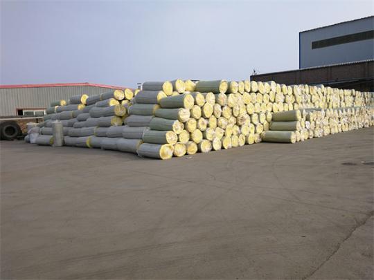 喀什离心玻璃棉卷毡厂家-供应新疆有口皆碑新疆玻璃棉卷毡