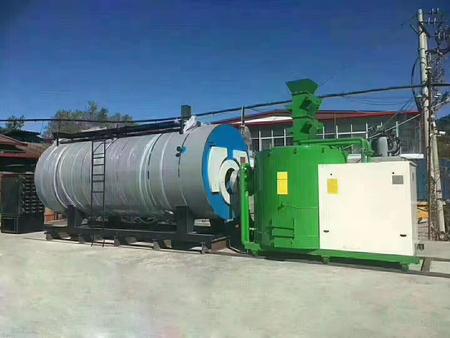 沈阳生物质锅炉,找沈阳新能科技,大厂品质