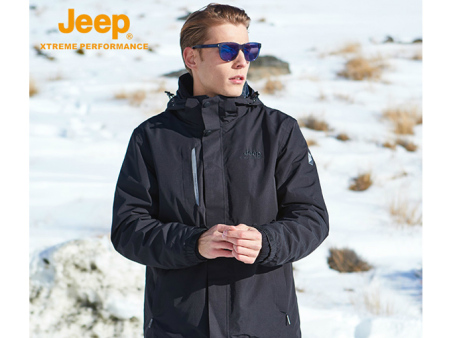jeep冲锋衣品牌|想买具有口碑的jeep吉普秋冬冲锋衣,就到益励jeep
