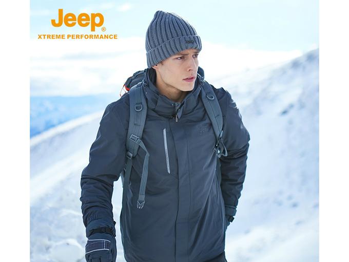 jeep冲锋衣如何-想买好看的jeep吉普秋冬冲锋衣,就到益励jeep