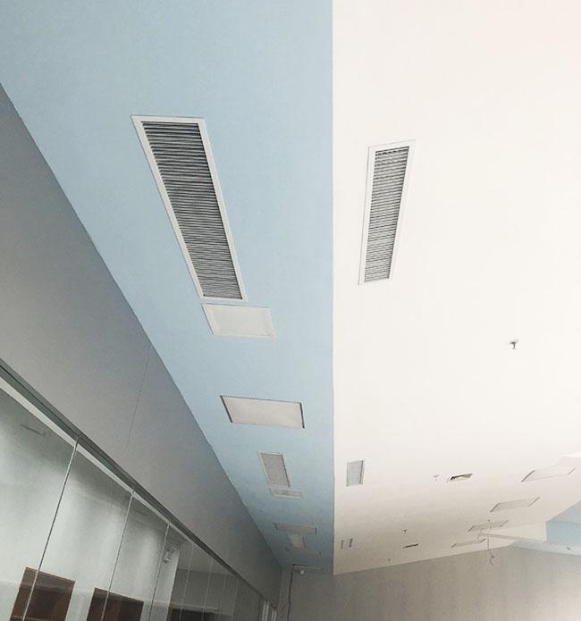 学校中央空调解决方案,教育培训机构空调安装设计,中央空调费用