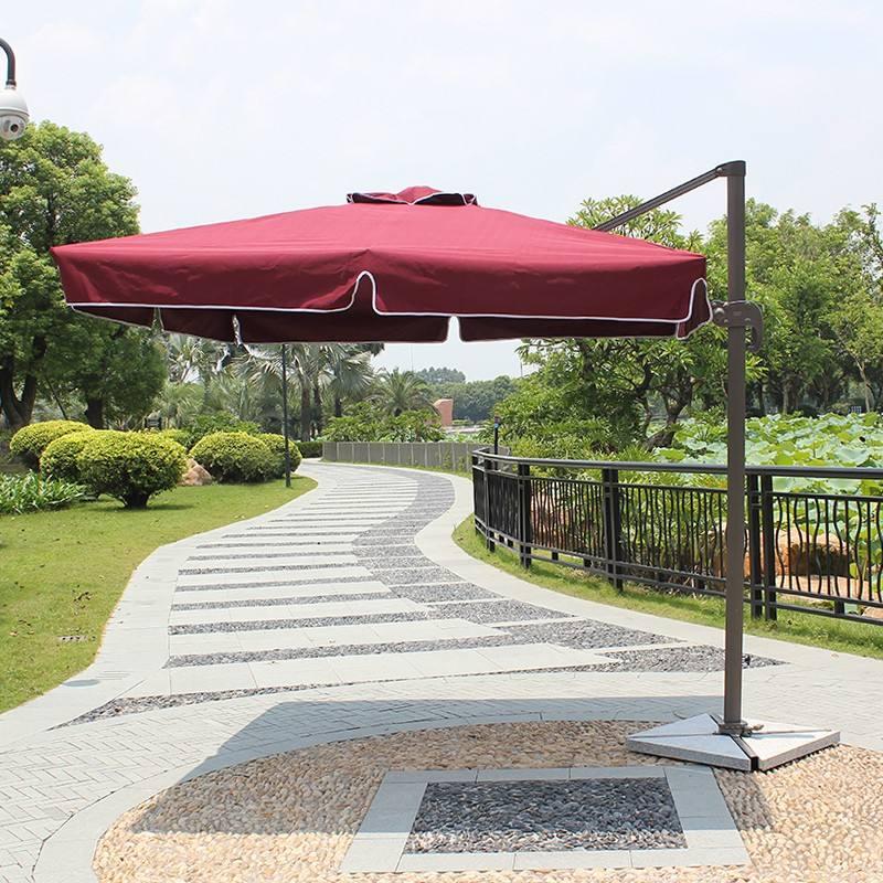 太原遮陽傘廠家-想買好的陜西遮陽傘就來陜西拓成遮陽節能科技