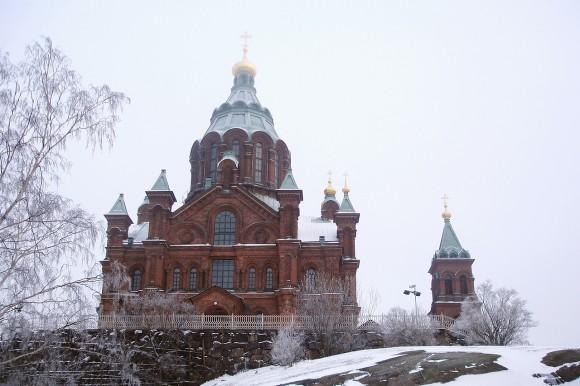 7天6晚拉普兰+极光+滑雪+冰钓芬兰雪宴旅行