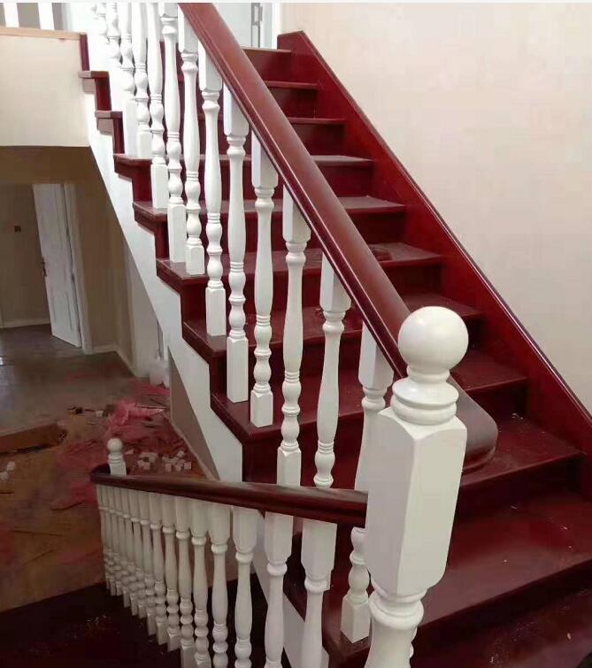 河南实木楼梯定制,价位合理的实木楼梯品牌推荐