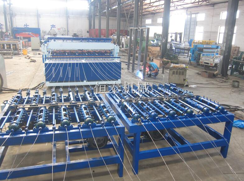 勾花网机锚网机抱树根网机是一种机器吗?煤矿支护网焊网机 体育