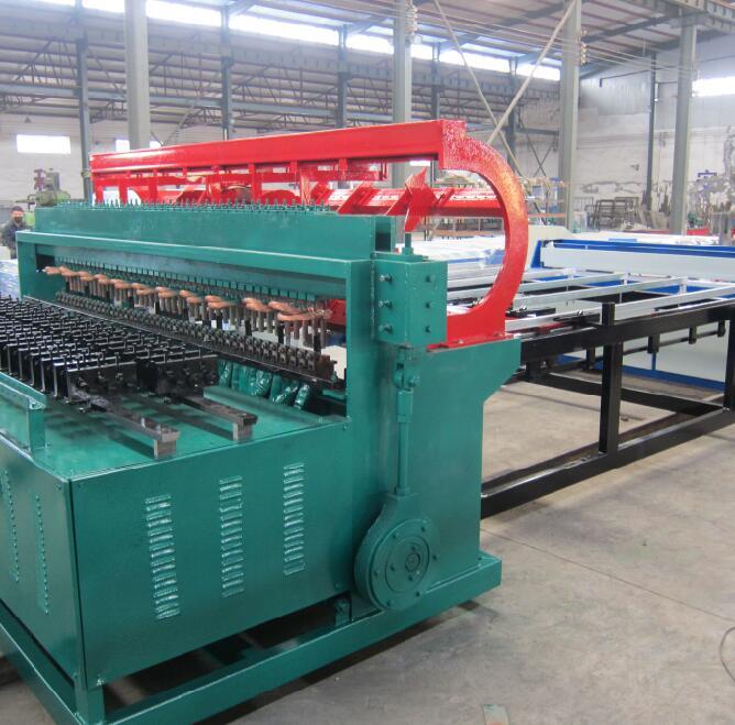 河北钢筋网排焊机专业生产商_供应钢筋网排焊机 数控砖带网排焊