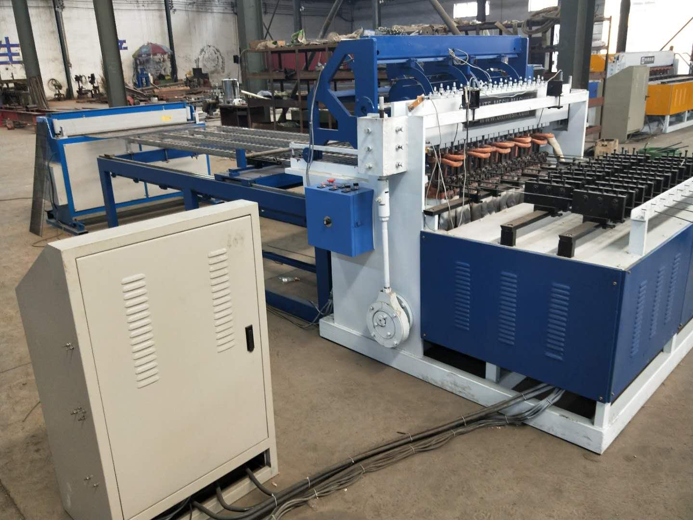 全自动养殖护栏网排焊机建筑用数控网片机钢筋网排焊机 宠物笼