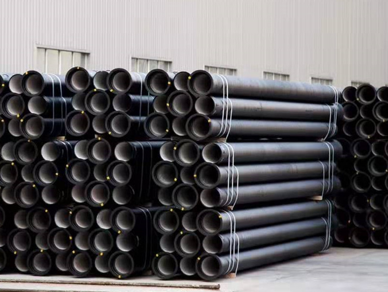 廠家直銷球磨鑄鐵管 A型鑄鐵排水管 B型鑄鐵管各種管件