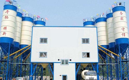 新疆搅拌站-新疆混凝土搅拌站生产厂家-宏旗建机