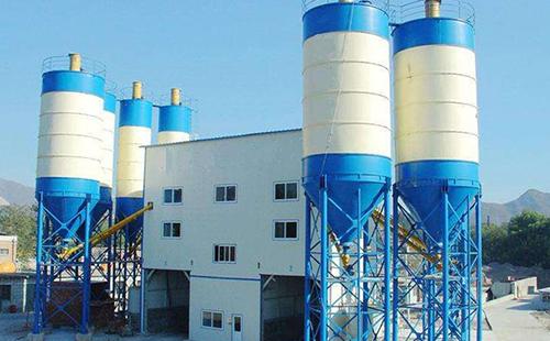 烏海混凝土攪拌站設備_宏旗建機質量可靠的攪拌站出售