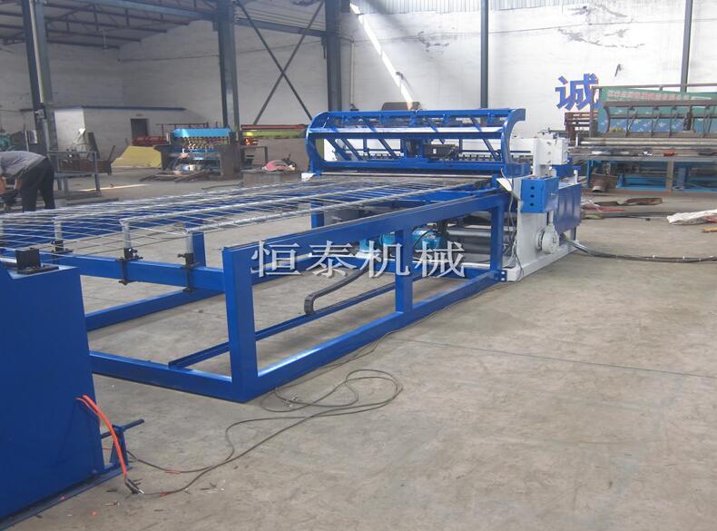 龙门排焊机河南新乡网片排焊机自动落丝排焊机 螺纹钢丝专用铁丝