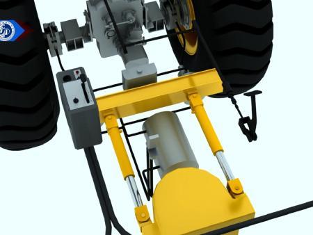 机械动画 机械原理展示 产品动画