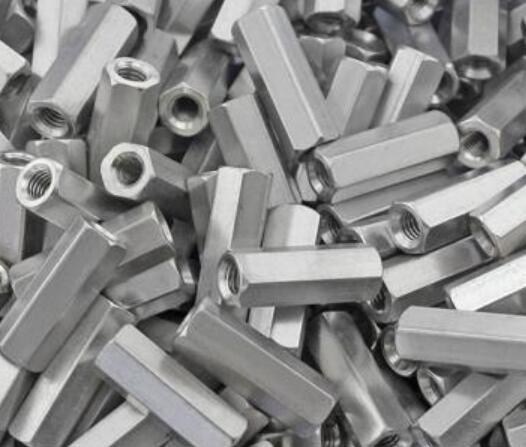 不锈钢加厚六角螺母