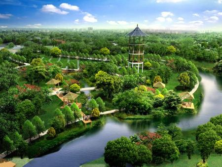 市政園林-園林景觀可靠供應商_蘭州大華豐環境建設集團