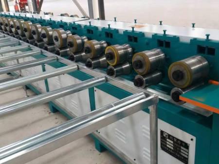 门扇成型机厂家供应-防火门门扇辊轧成型机专业生产厂家