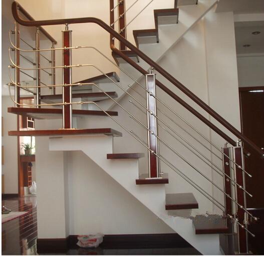 信阳不锈钢楼梯扶手厂家|楼梯扶手栏杆厂家选择鑫利恒不锈钢制品