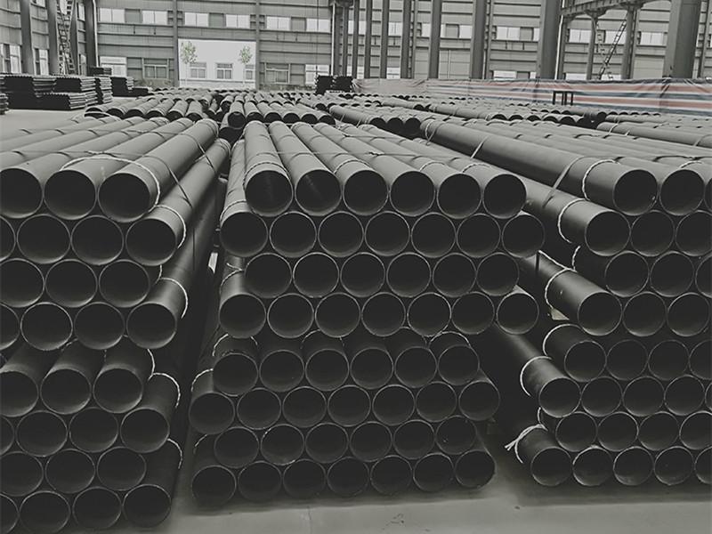 廠家直銷鑄鐵管 柔性污水鑄鐵排水管 機制鑄鐵排水管