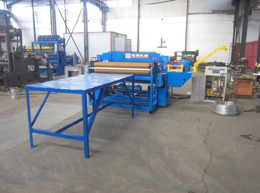 建筑钢笆网片生产机械宠物笼用的焊网机设备 工厂隔离栅网排焊