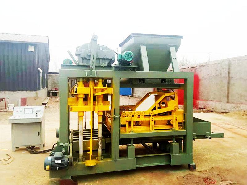 商丘全自动液压砖机报价_选购专业的砌块砖机就选山东坤成机械