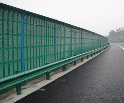 蘭州高速公路隔音板
