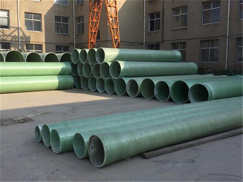 河北地埋式玻璃钢管道 地埋式玻璃钢管道出厂价格
