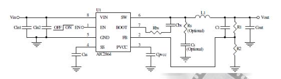 AIC2864应用于数字电视电源厂家直销批发