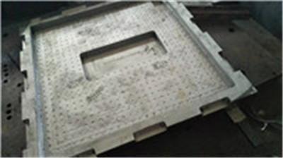 玻璃钢模压模具,玻璃钢模压模具厂,农村蹲便厕模具
