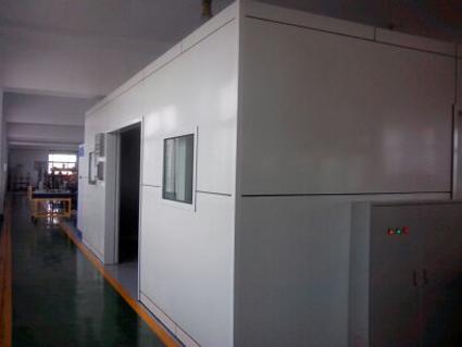 新疆机房隔声降噪工程|新疆宇邦环保_专业的新疆降噪隔音房提供商