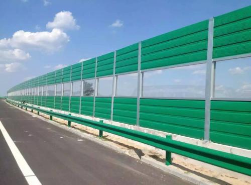 乌鲁木齐高速公路声屏障工程-专业的新疆高速公路声屏障品牌推荐