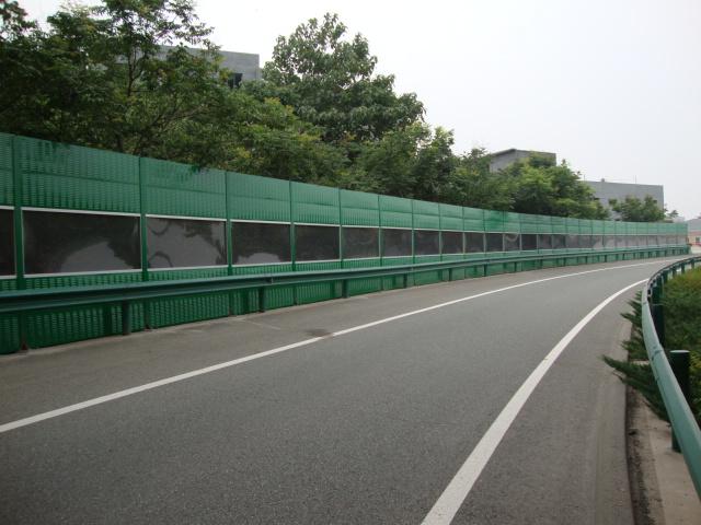 風機房噪音治理-大量供應質量優的青海降噪公司公路隔音墻