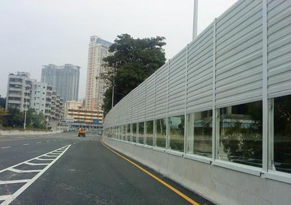 银川电机房降噪工程-西安哪里有供应宁夏工程降噪高速隔音墙