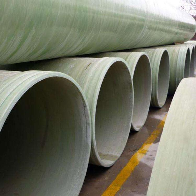 玻璃钢缠绕管道厂家|中伟供应高质量的玻璃钢缠绕管道