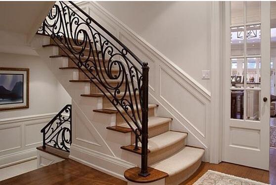 南阳家装楼梯生产厂家-推荐郑州抢手的家装楼梯
