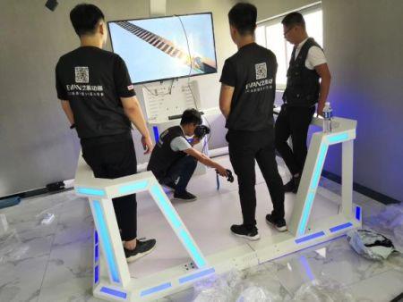 诚信的动画制作公司-徐州哪家中铁集团VR安全体验馆公司口碑好