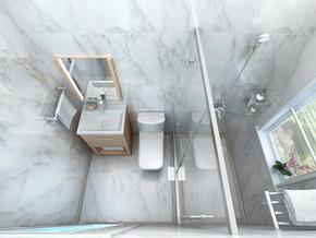 浙江厂家直销的装配式卫生间-哪里有卖物超所值鸿力装配式整体卫生间